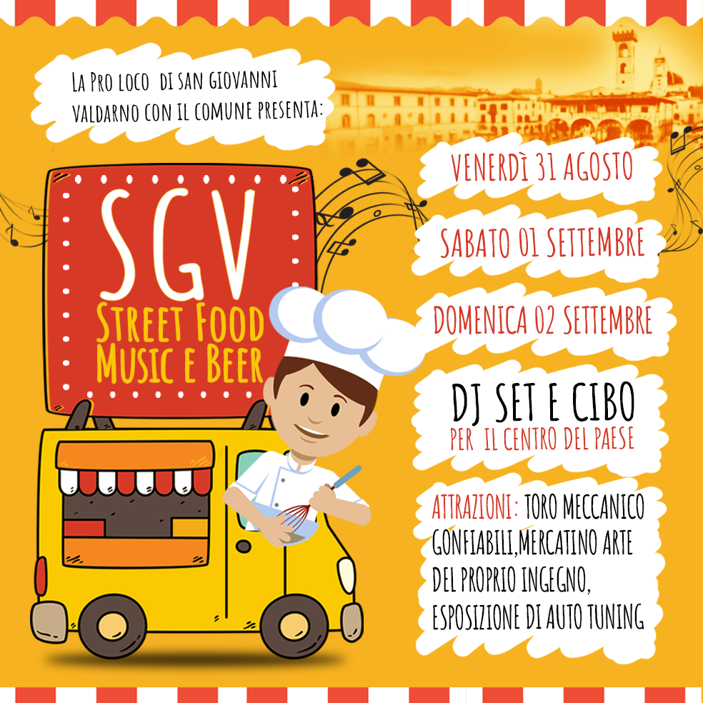 SGV Street Food, Music & Beer