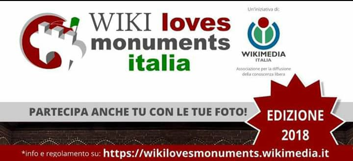 WIKI LOVES MONUMENTS 2018 – San Giovanni Valdarno