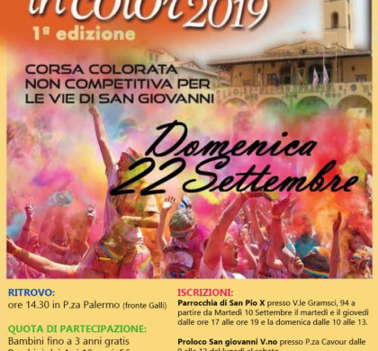San Giovanni in Color 2019